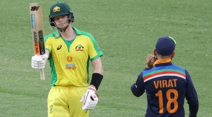 Steve Smith ton helps Australia take unassailable lead against India