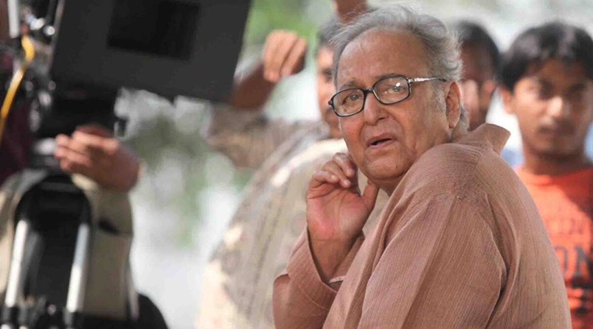 Soumitra Chatterjee continues to be critical