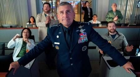 space force, space force season 2, Steve Carell
