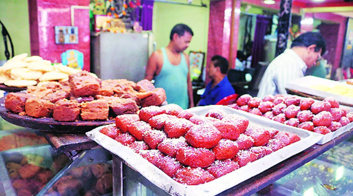 Pandemic Impact: Sweet sales dip by 30%, dull festive season for shop owners