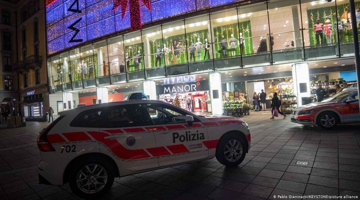 Swiss authorities suspect terrorism in Lugano stabbings