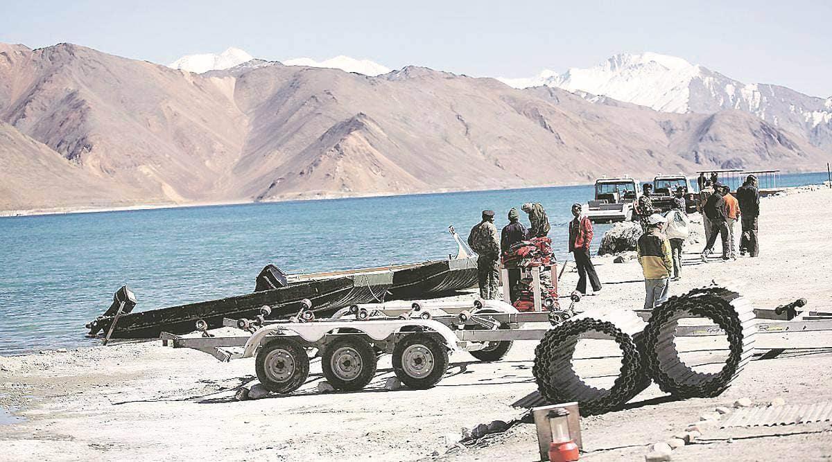 LAC talks, India china talks, india china border dispute, chushul Moldo border meeting point, india china peace deal, indian express