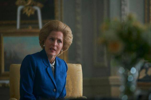 the crown, crown season 4, crown netflix, gillian anderson