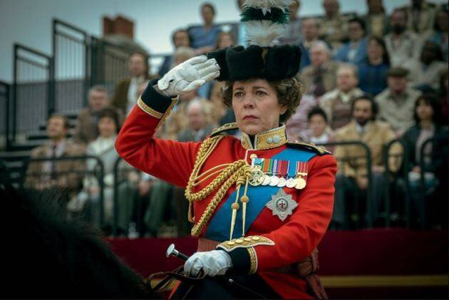the crown, crown season 4, crown netflix, olivia colman