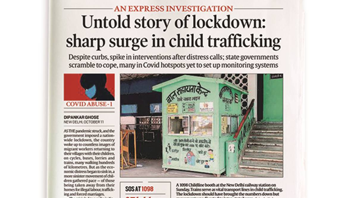 Deaths of 4 Bihar child workers in Jaipur since July spotlights trafficking during lockdown