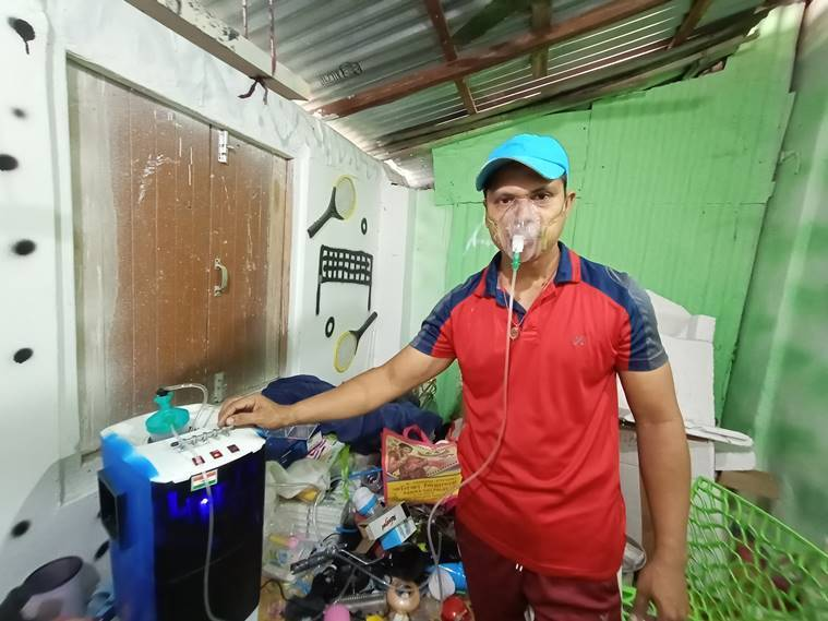 Tripura goldsmith builds low-cost oxygen concentrator to help Covid patients