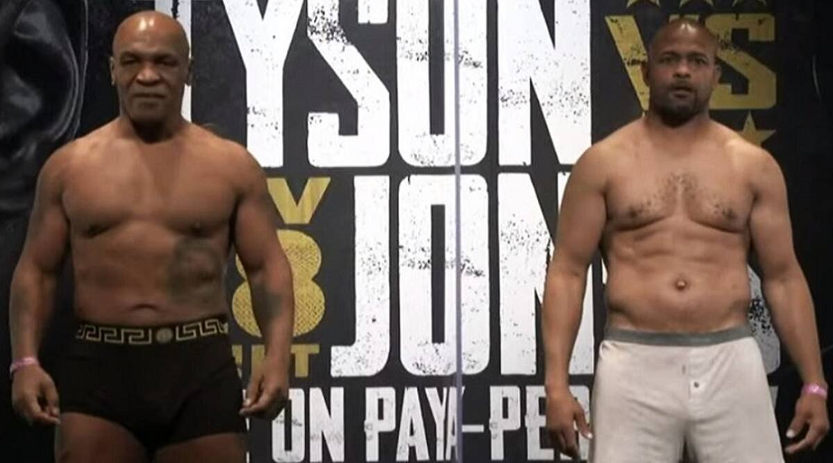 Mike Tyson vs Roy Jones Jr Live Streaming: When and where to watch? | Sports News,The Indian Express