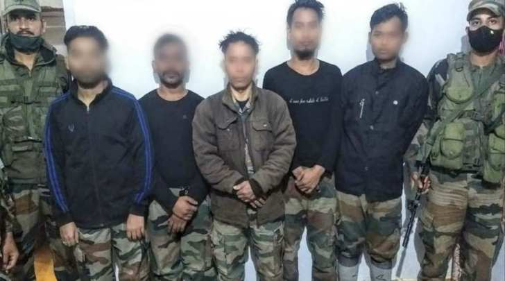 Drishti Rajkhowa surrenders, ulfa deputy commander surrenders, Guwahati news, Rajkhowa surrenders, east Garo hills, banned outfit Alfa, indian express