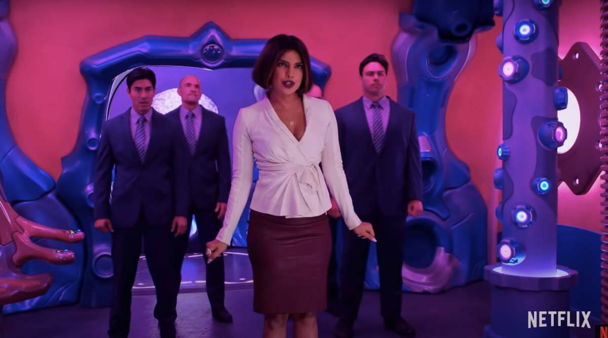 We Can Be Heroes teaser: It's Priyanka Chopra vs super kids | Entertainment  News,The Indian Express