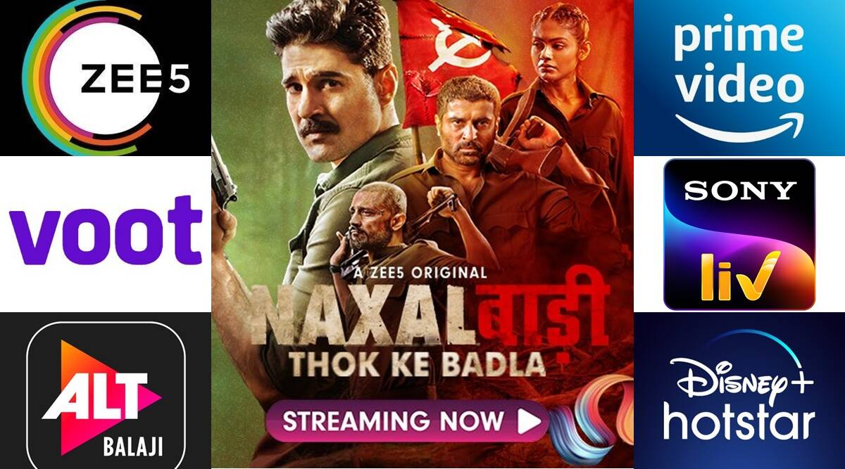 What to watch on November 28: Naxalbari is now streaming on ZEE5
