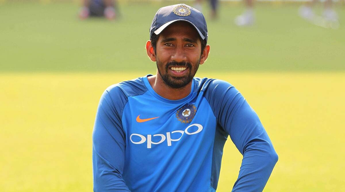 Wriddhiman Saha will be fit for Australia Test series: Sourav Ganguly    Sports News,The Indian Express