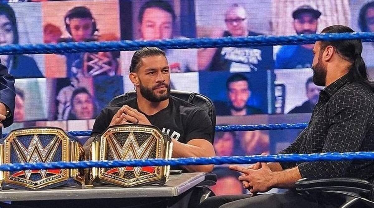 WWE SmackDown results: Before Survivor Series, champions come face-to-face