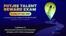 FIITJEE's Talent Reward Exam: A gateway to phenomenal success in JEE Advanced, JEE Main, KVPY, NTSE & Olympiads