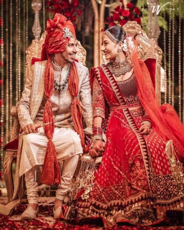 yuzvendra chahal wedding photos