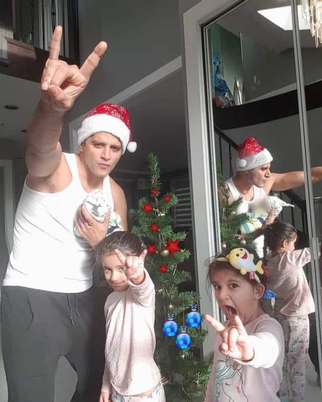 karanvir bohra christmas