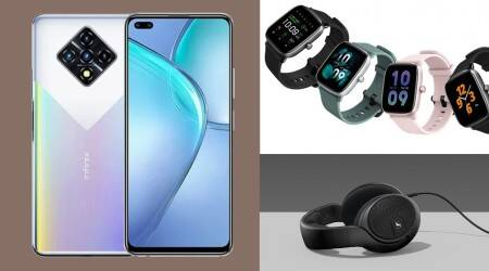 Razer TWS earbuds, Infinix Zero 8i, Tecno Pova, Noise Defy, headphones, RAEGR wireless charger, tws earphones, tws earbuds, wireless charger, headphones, smartwatch, true wireless earphones, speakers, budget phones, infinix phone