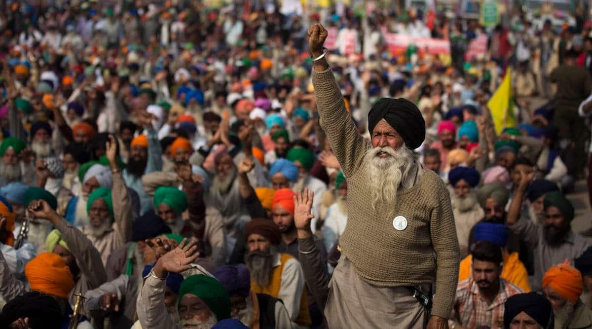 Farm laws, Farmers protest haryana
