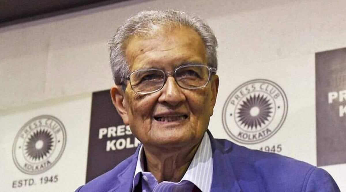 Amartya Sen, Santiniketan land, Visva-Bharati University, Kolkata news, Bengal news, Indian express news