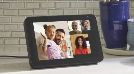 amazon echo devices, echo calling feature, amazon echo show video call, amazon echo show zoom calls, zoom calls on echo devices