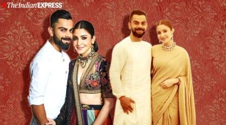 anushka sharma, virat kohli, virat kohli anushka sharma photos, virat kohli anushka sharma anniversary photos, indian express, indian express news