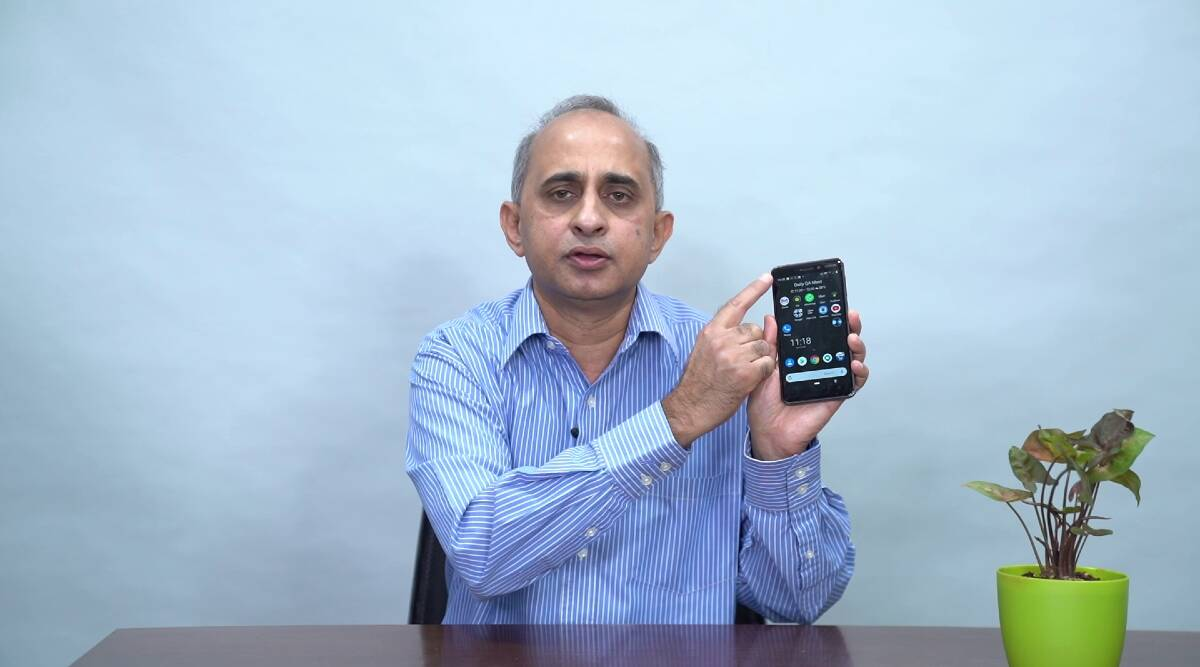 Louie Voice Control, Louie app Android, Pramit Bhargava, apps for visually impaired and blind, International Day of Disabled Persons 2020, startups in India