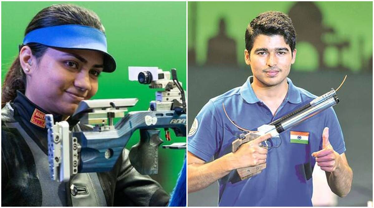 2020 Olympics, 2020 The Lost Year, Olympics postponement 2020, Saurabh Chaudhary, Shooting championship, Apurvi chandela, India Shooting, India's Olympic history, Sports news, Indian express