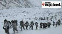 Explained: How the Indian Army stays fighting fit at the LAC in harsh winters