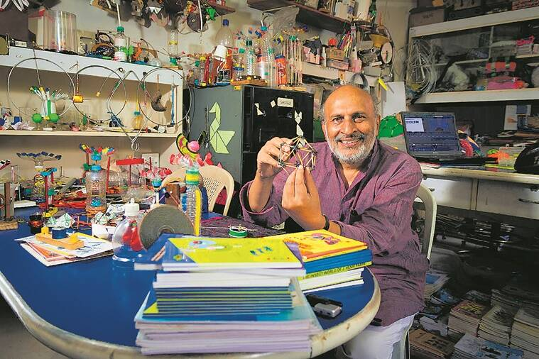 toys, Atmanirbhar Bharat, toy entrepreneurs, indianexpress, sunday eye, eye 2020, arvind gupta