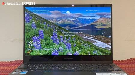Asus ZenBook Flip S, Asus ZenBook Flip S price in India, Asus ZenBook Flip S review, Asus ZenBook Flip S specs, best laptops with Intel 11th gen processors