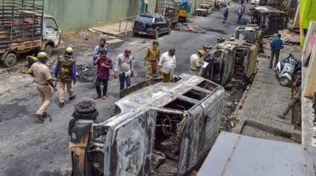 Bengaluru violence, DJ Halli, DJ Halli violence