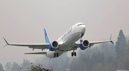 Boeing, Boeing 747 Max, U.S. Department of Justice, Boeing planes which are grounded, Boeing 737 Max, Boeing 737 Max crashes, Boeing Ethiopia crash, indian express, world news, business news, indian express business news, latest business news around the world