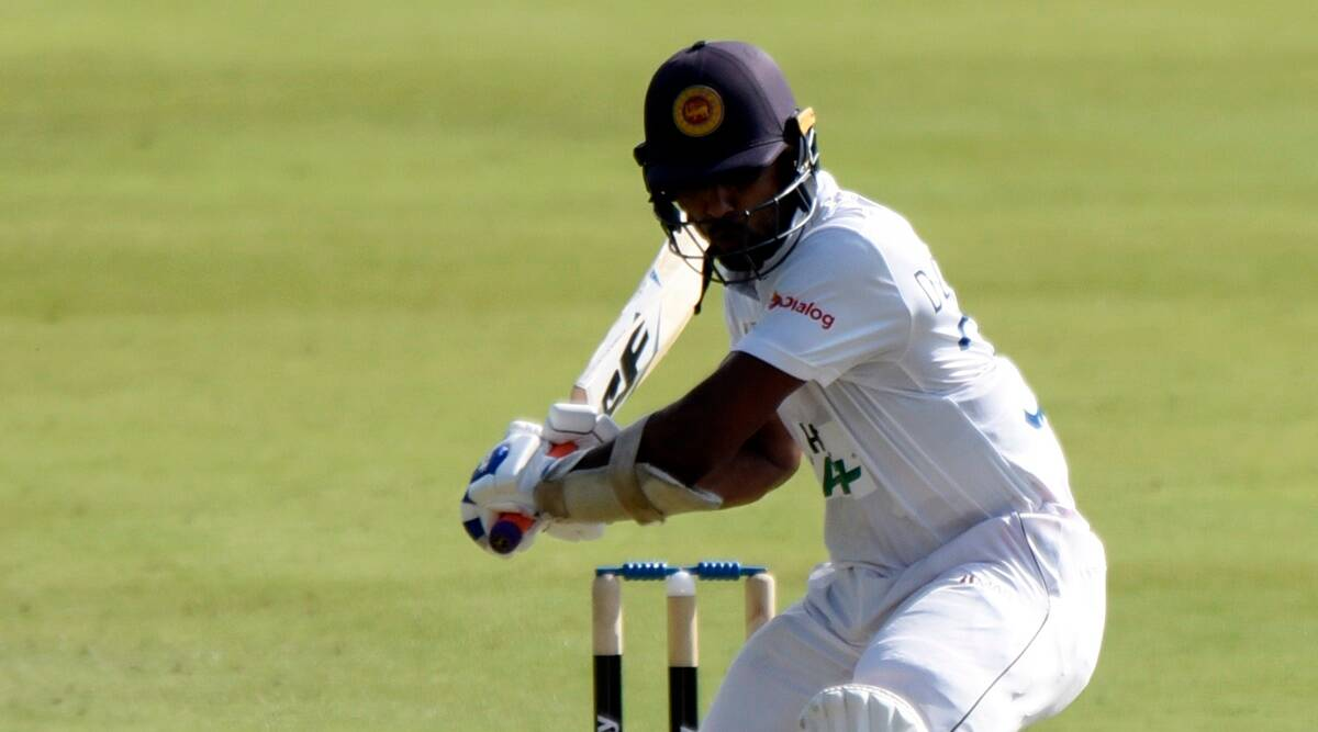 Sri Lanka on top in first South Africa Test