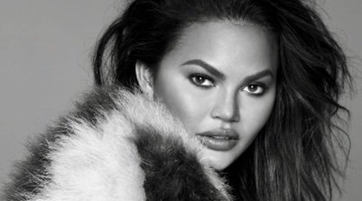 Chrissy Teigen, Chrissy Teigen hindi song, Chrissy Teigen Chrissy Teigen jaaneman aah, Chrissy Teigen varun dhawan, Chrissy Teigen parineeti chopra, indian express, indian express news