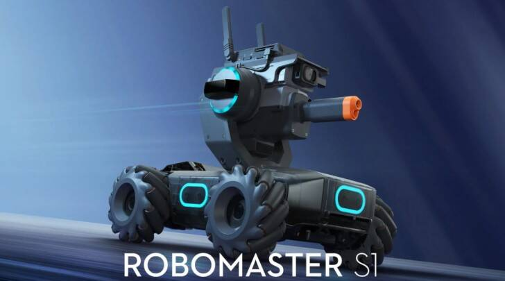 DJI RoboMaster S1 - KFC Console and 10 different quirkiest devices we noticed in 2020