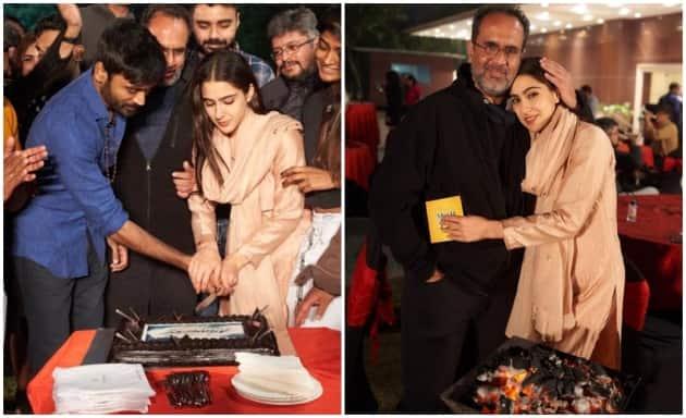 Dhanush, Sara Ali khan, Atrangi Re wrapped Aanand L Rai