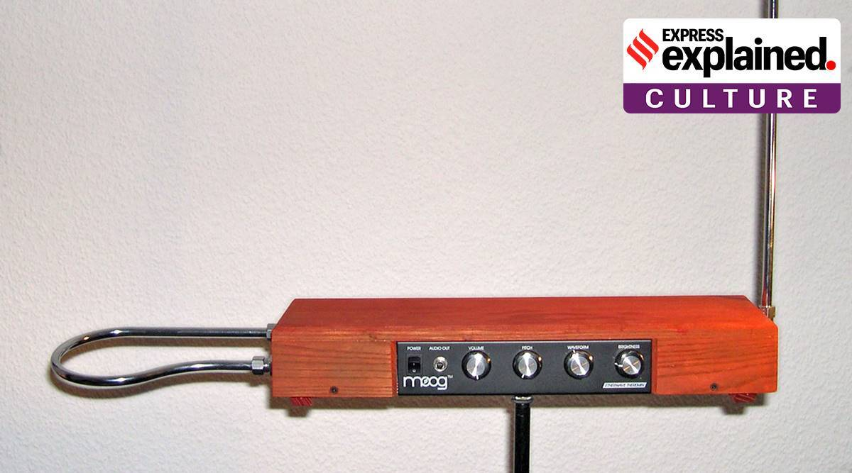 theremin, theremin instrument, theremin musical instrument, theremin kit, Léon Theremin, indian express explained