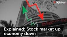 Explained: Why stock markets are rallying while the economy is down | Is it a good time to invest?