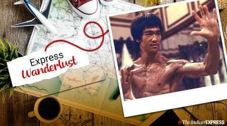 Bruce Lee, Bruce Lee in Hong Kong, Enter the Dragon, Bruce Lee in Enter the Dragon, Enter the Dragon scenes in Hong Kong, Bruce Lee's birthday, Express Wanderlust Hong Kong, indian express news