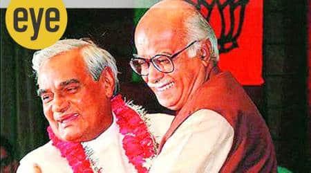 BJP, Atal Bihari Vajpayee, LK Advani, Narendra Modi, Vinay Sitapati, book review, Jugalbandi book review, eye 2020, sunday eye, indian express news