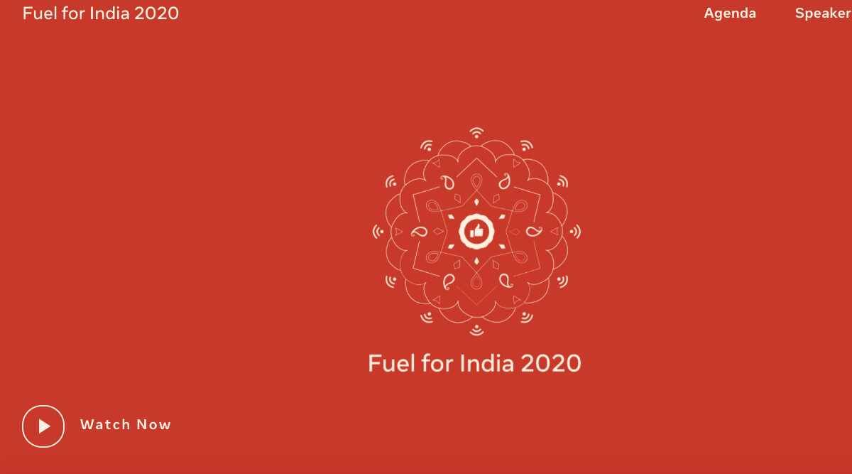 WhatsApp, Facebook Fuel for India, Facebook Fuel for India event, WhatsApp head, WhatsApp CEO, WhatsApp Will Cathcart, WhatsApp payments in India