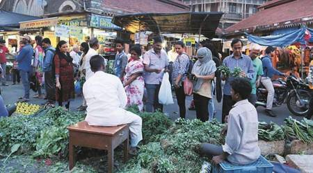 As customers stay away due to virus fear, farmers' weekly markets see business dropping
