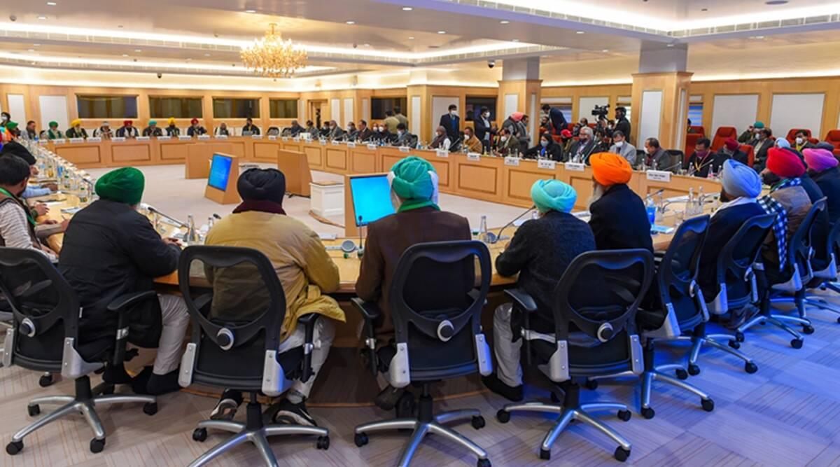 No resolution on key demands, talks with farm unions to go on