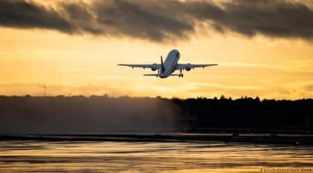 Flights, air travel, aviation industry