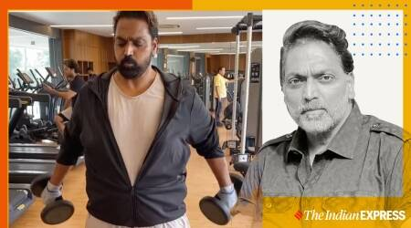 ganesh acharya fitness, weight loss, body transformation, indianexpress.com, indianexpress, kapil sharma show, ganesh achrya weight loss journey, body transformation ganesh acharya, incredible weight loss journeys,