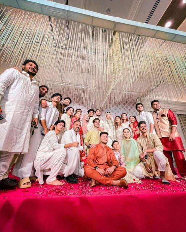 wedding photos gauahar khan zaid darbar