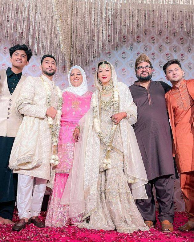 Gauahar Khan, Zaid Darbar, Gauahar Khan wedding