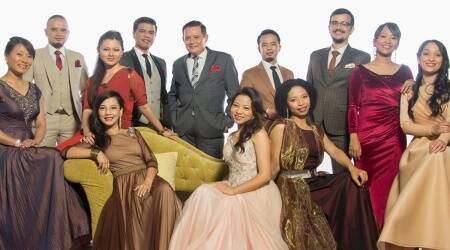 Shillong Chamber Choir, indianexpress