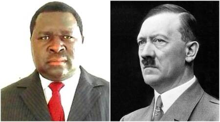 Adolf Hitler Uunona Namibia election