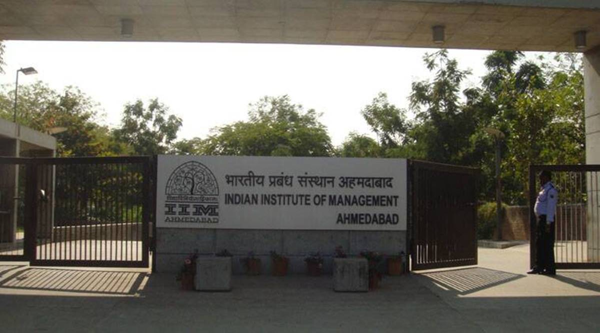 IIM Ahmedabad, IIM-A dorms, IIM-A director, Indian Institute of Management Ahmedabad, Ahmedabad news, Guarat news, Indian express news