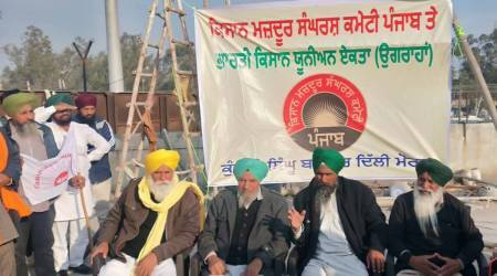 Joint media briefings, speaking from each other's stages: A first for two key farm unions of Punjab